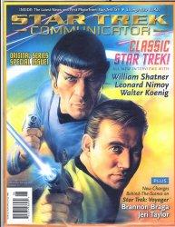 Star Trek Communicator Magazine The Official Star Trek Fan Club #117, 1998