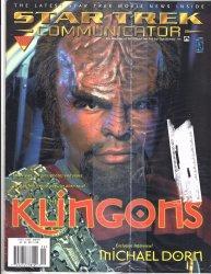 Star Trek Communicator Magazine The Official Star Trek Fan Club #114, 1997
