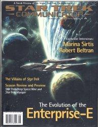 Star Trek Communicator Magazine The Official Star Trek Fan Club #113, 1997