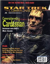 Star Trek Communicator Magazine The Official Star Trek Fan Club #111, 1997