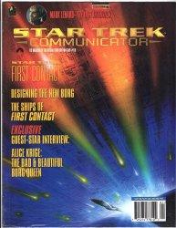 Star Trek Communicator Magazine The Official Star Trek Fan Club #110, 1997