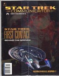 Star Trek Communicator Magazine The Official Star Trek Fan Club #109, 1996