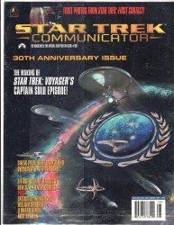 Star Trek Communicator Magazine 30th Anniversary Issue #108