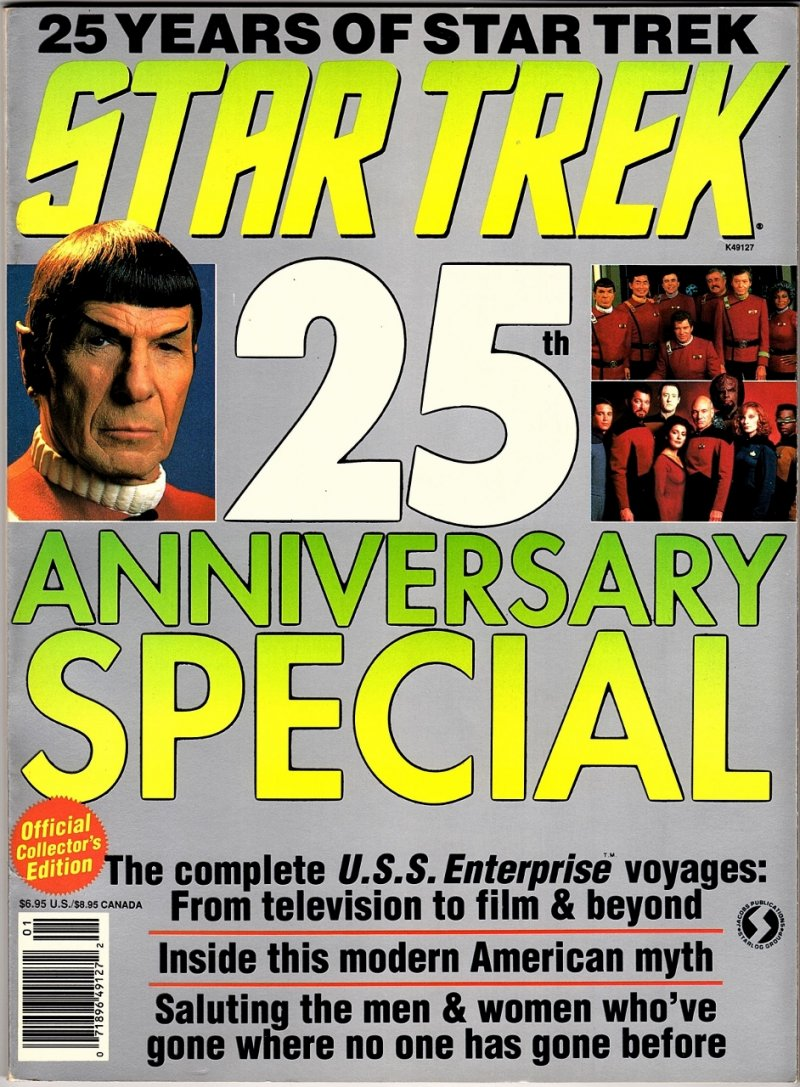 Special Collector's Edition 1991 from Starlog