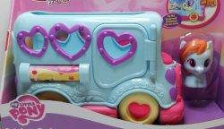 '.Rainbow Dash Friendship Bus.'