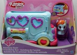 My Little Pony Playskool Rainbow Dash Friendship Bus