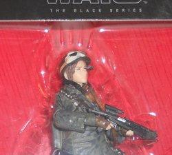 '.Rogue One Jyn Erso figure.'