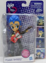 My Little Pony Flash Sentry mini Equestria Dolls School Dance