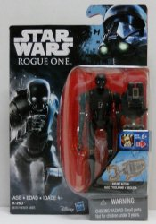 Star Wars K-250 droid Rogue One 3.75 inch figure