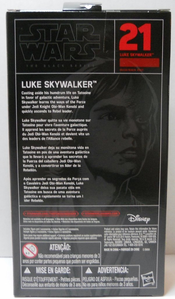 Star Wars The Black Series 6 inch figure