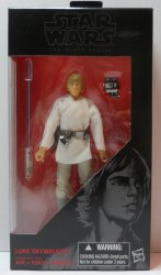 Star Wars Black Series Luke Skywalker, A New Hope 6 inch figure