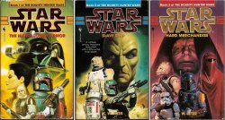 Star Wars The Bounty Hunter Wars Trilogy by K W Jeter, 1998