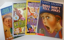 Wayside School and other books by Louis Sachar children's series