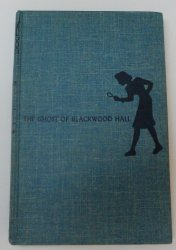 Nancy Drew #25 The Ghost of Blackwood Hall OT tweed digger EP