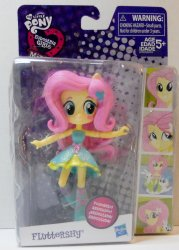 My Little Pony Flutteryshy Equestria Girls Minis School Dance