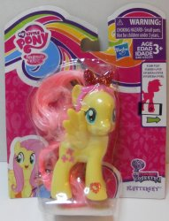 My Little Pony Fluttershy Explore Equestria figure w/app