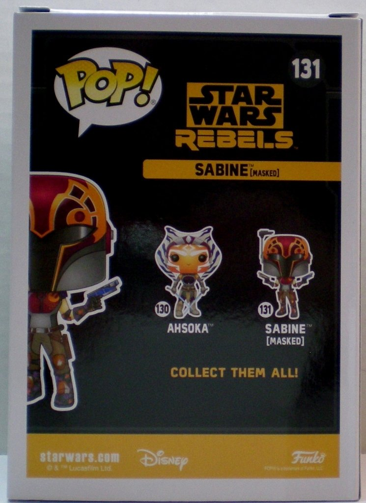 Star Wars POP Vinyls Walgreens Exclusive