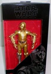 Star Wars Black Series C-3P0 Silver Leg Exclusive 2016 6 Figure