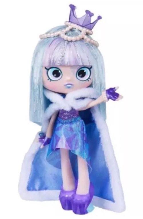 Shopkins Shoppies Exclusive Gemma Stone Doll And 4 Shopkin