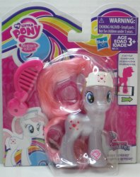 My Little Pony Pearlised Nurse Redheart Explore Equestria exclusive