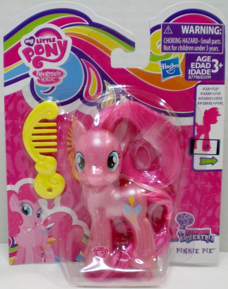 My Little Pony Pearlized Ponies Explore Equestria