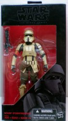 Star Wars Black Series Scarif Stormtrooper Rogue One 6 in figure Exclusive