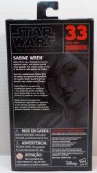 '.Sabine Wren 6 in figure.'