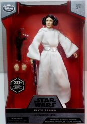 Star Wars Elite Series Princess Leia 10 inch figure A New Hope