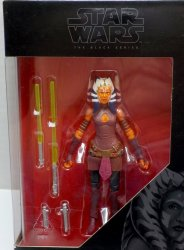 Star Wars Rebels Ahsoka Tano 3.75 inch Black Series Action Figure