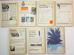 '.F & SF Magazines June-Dec 1975.'