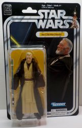 Star Wars Ben (Obi-Wan) Kenobi 40th Anniversary 6 inch action figure