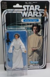 Star Wars Princess Leia Organa 40th Anniversary 6 inch action figure