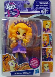 My Little Pony Equestria Girls Adagio Dazzle mini Doll