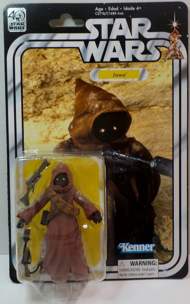 A New Hope 40th Anniversary Black Series action figure
