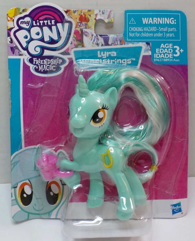My Little Pony Lyra Heartstrings Friendship is Magic figure A