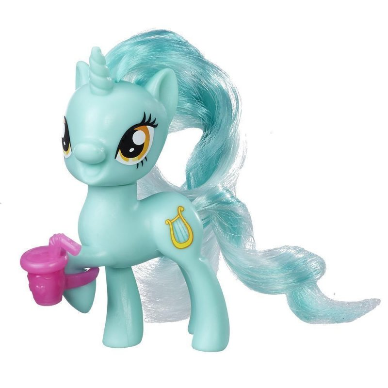 My Little Pony Lyra Heartstrings Friendship is Magic single figure