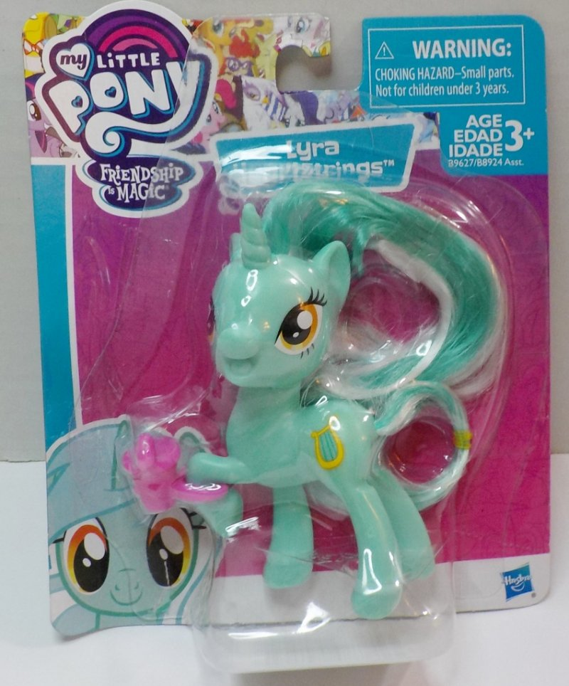 My Little Pony Lyra Heartstrings Friendship is Magic figure B