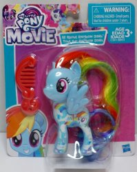My Little Pony The Movie Rainbow Dash figure Wave 1