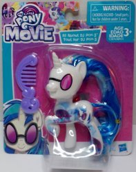 My Little Pony The Movie DJ Pon-3 figure Wave 1