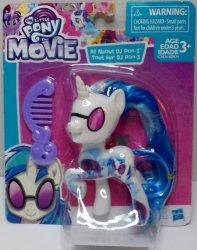 My Little Pony The Movie Scene Collection DJ Pon-3 figure Wave 1
