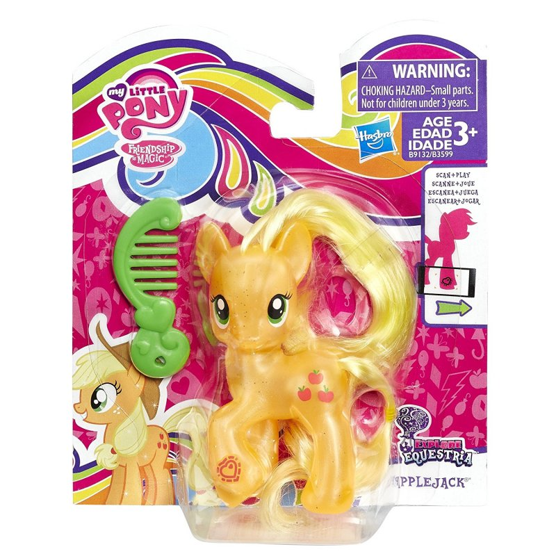 My Little Pony Pearlized translucent Wave 3