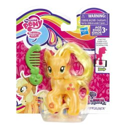 My Little Pony Pearlized translucent AppleJack Wave 3