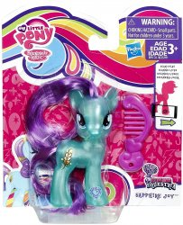 My Little Pony Pearlized translucent Sapphire Joy Wave 3