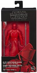 Star Wars The Black Series Elite Praetorian Guard w/ Heavy Blade Exclusive
