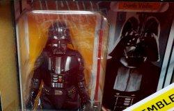 '.Darth Vader 6 inch figure.'