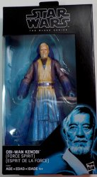 Star Wars Black Series Obi-Wan Kenobi Force Spirit Exclusive