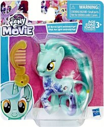 My Little Pony Lyra Heartstrings The Movie All About Friends
