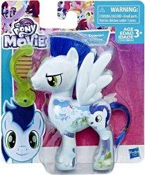 My Little Pony The Movie Soarin white pegasus pony figure