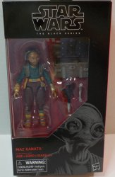 Star Wars Black Series Maz Kanata 49 action figure