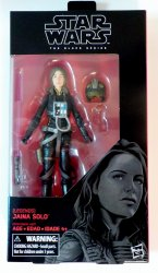 Star Wars Black Series Jaina Solo 56 action figure Expanded Universe